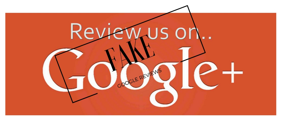 how to report fake google reviews
