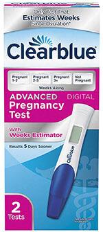 clear blue digital pregnancy test accuracy reviews