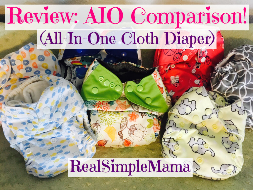 all in one cloth diapers reviews