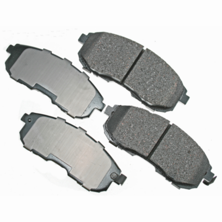 akebono proact brake pads review