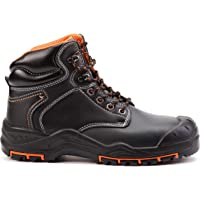 black hammer safety shoes review