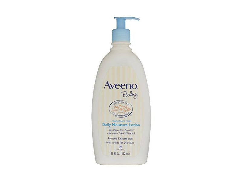 aveeno baby daily moisture lotion review