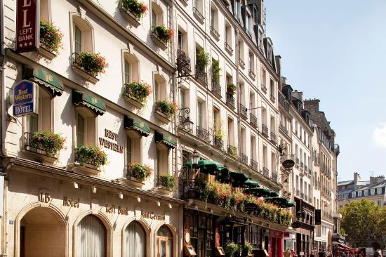 hotel st germain paris reviews