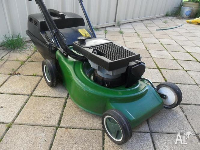 victa electric lawn mower review