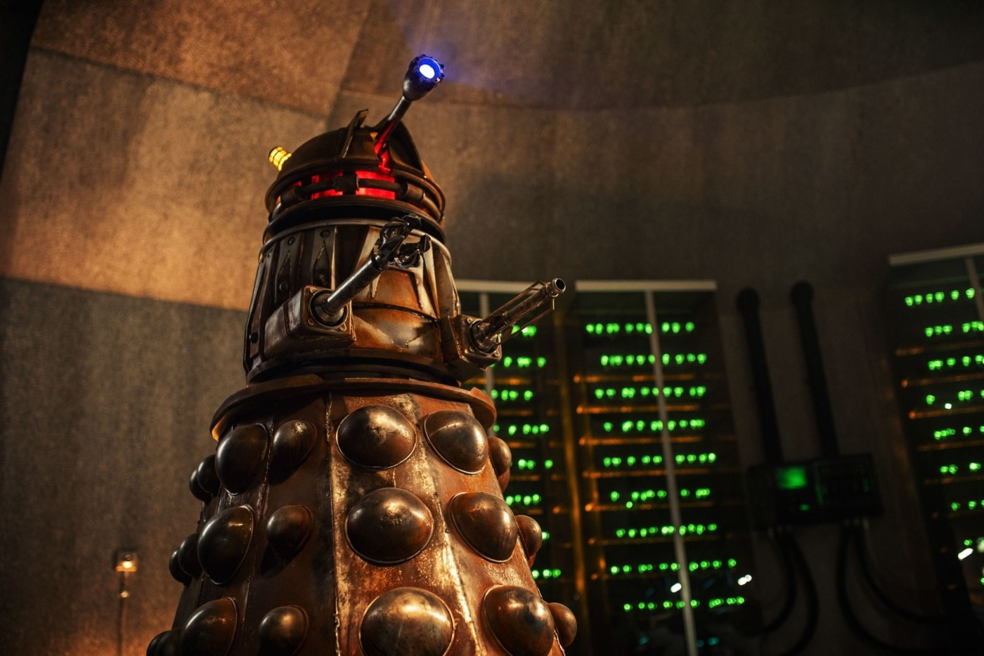 day of the daleks review