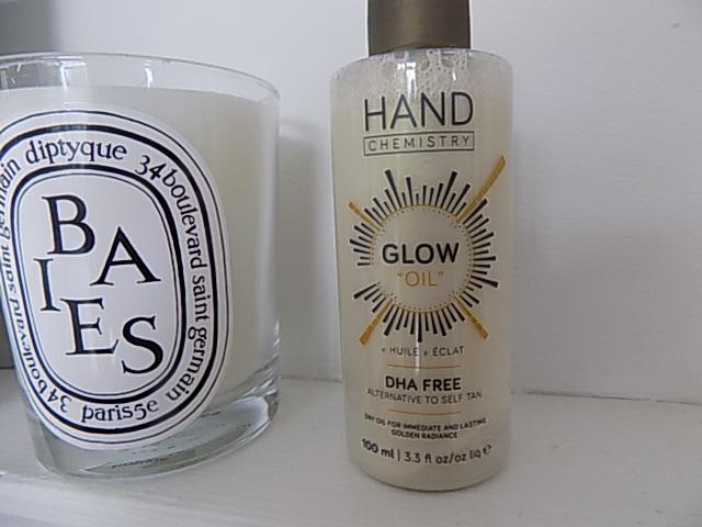 body chemistry glow oil review