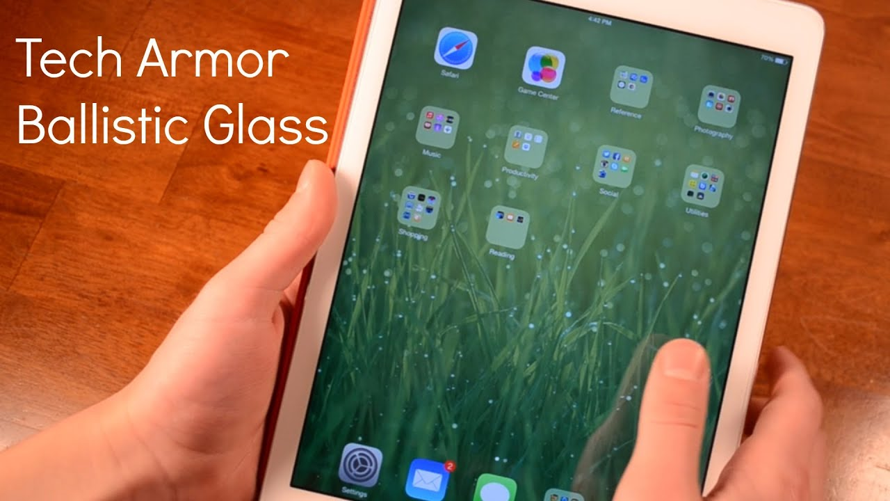 armour suit screen protector reviews