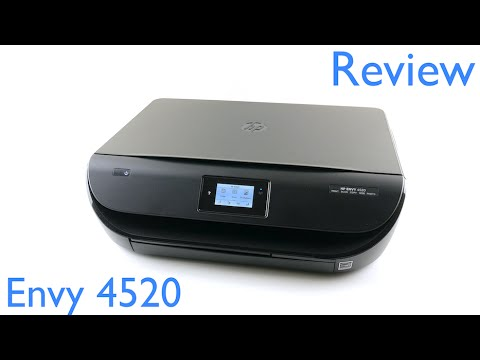 hp envy 4520 printer review