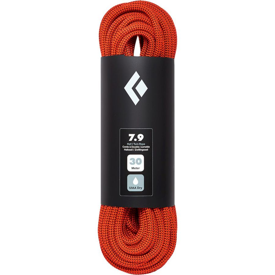 black diamond climbing rope review