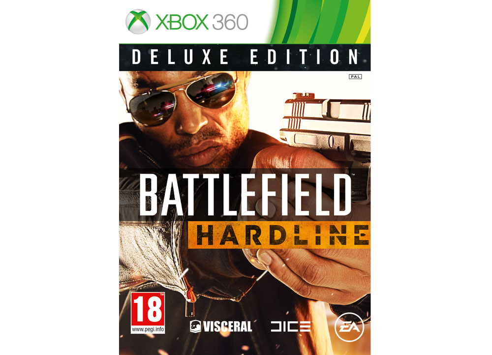 battlefield hardline deluxe edition ps4 review