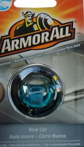 armor all air freshener review
