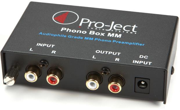 pro ject phono box review