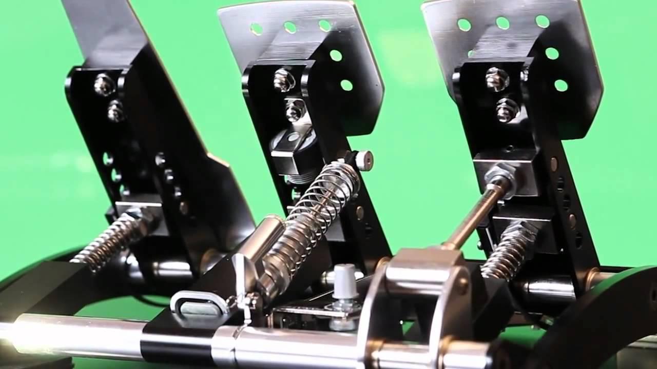 fanatec clubsport pedals v2 review
