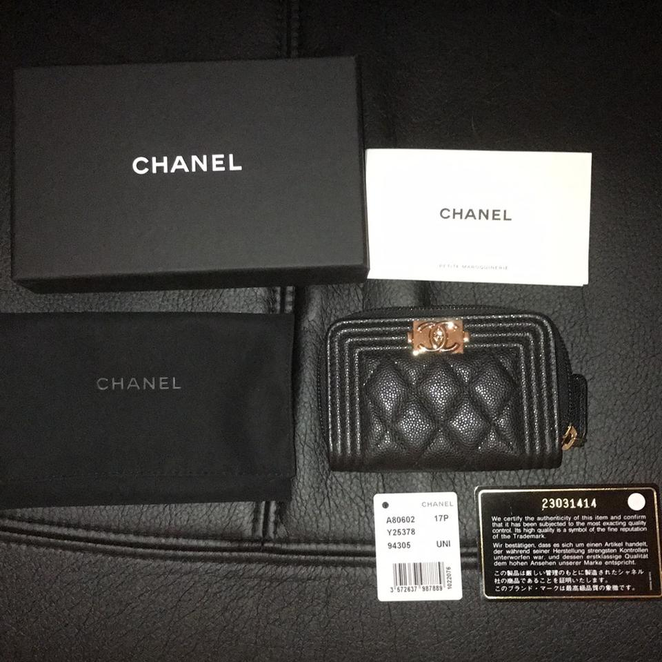 boy chanel card holder review
