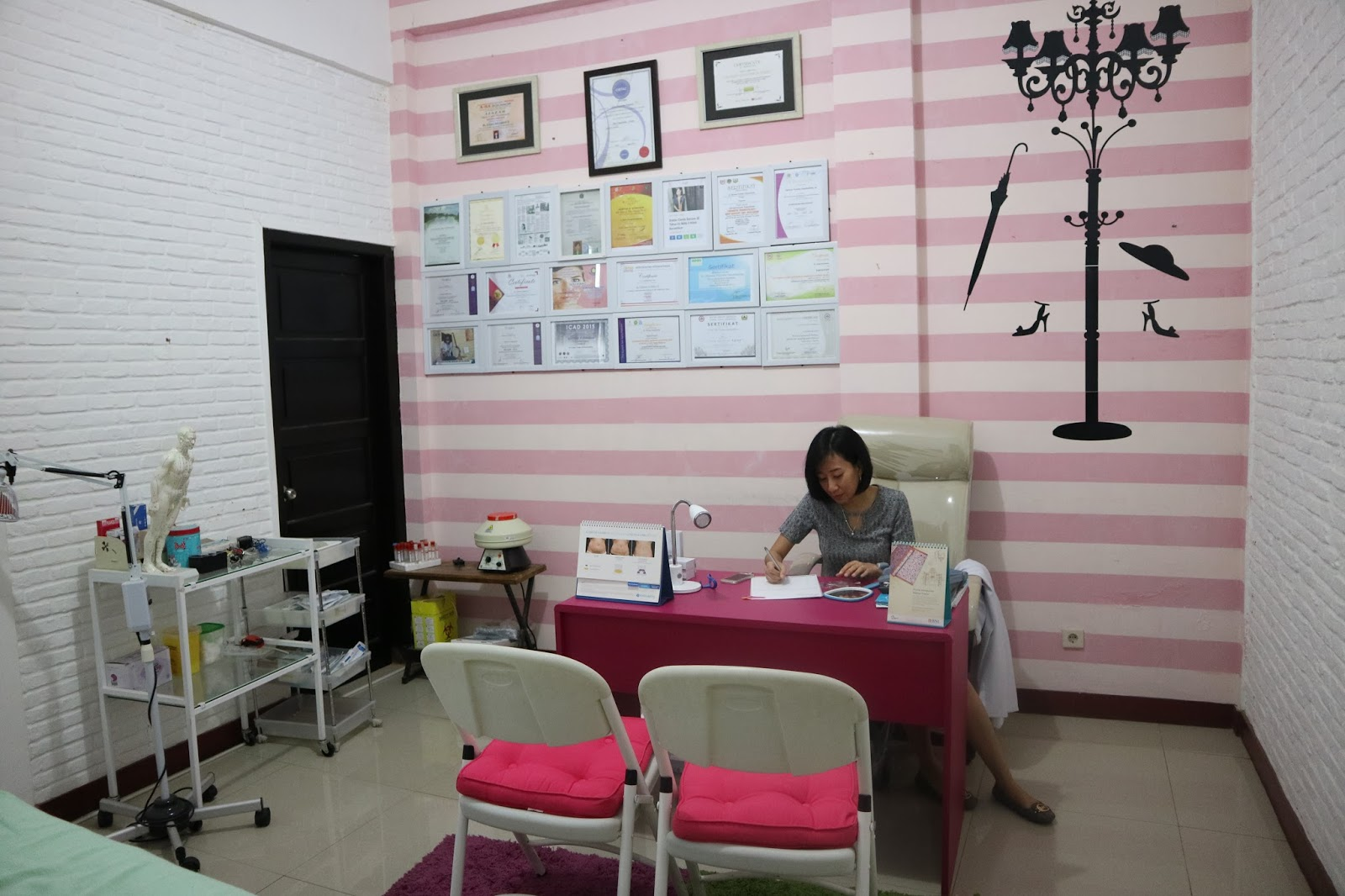 black doll laser treatment review