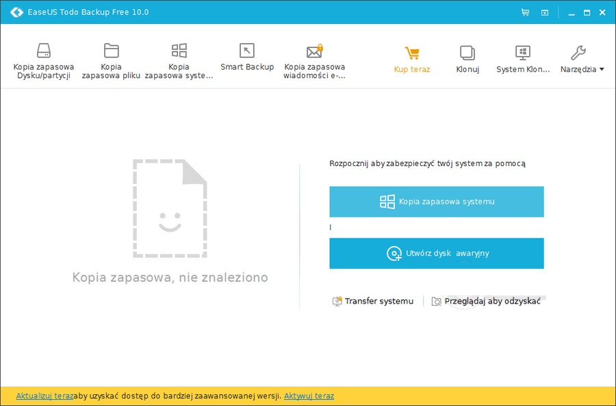 easeus todo backup free 10.6 review