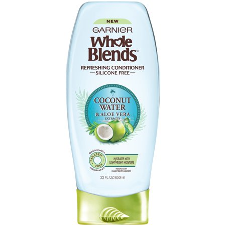 garnier fructis coconut water shampoo review