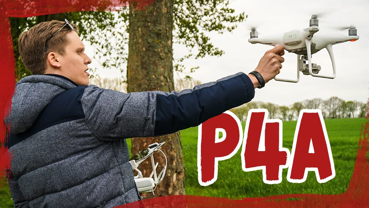 dji phantom 4 advanced review