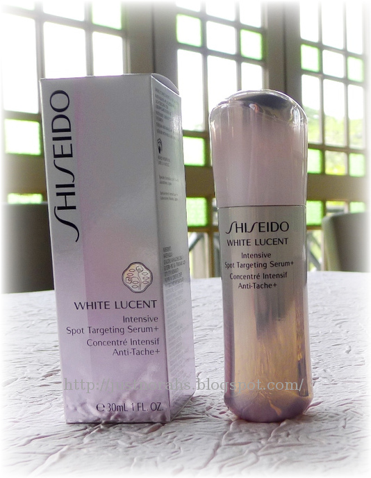 shiseido white lucent serum review