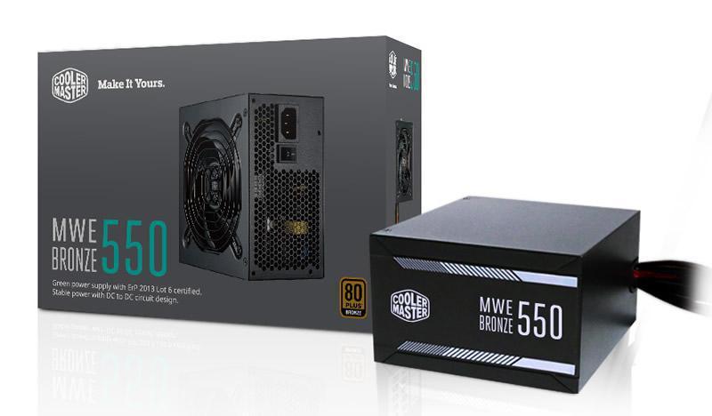 cooler master elite 550w review