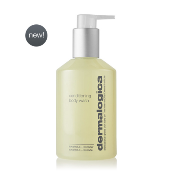 dermalogica conditioning body wash review