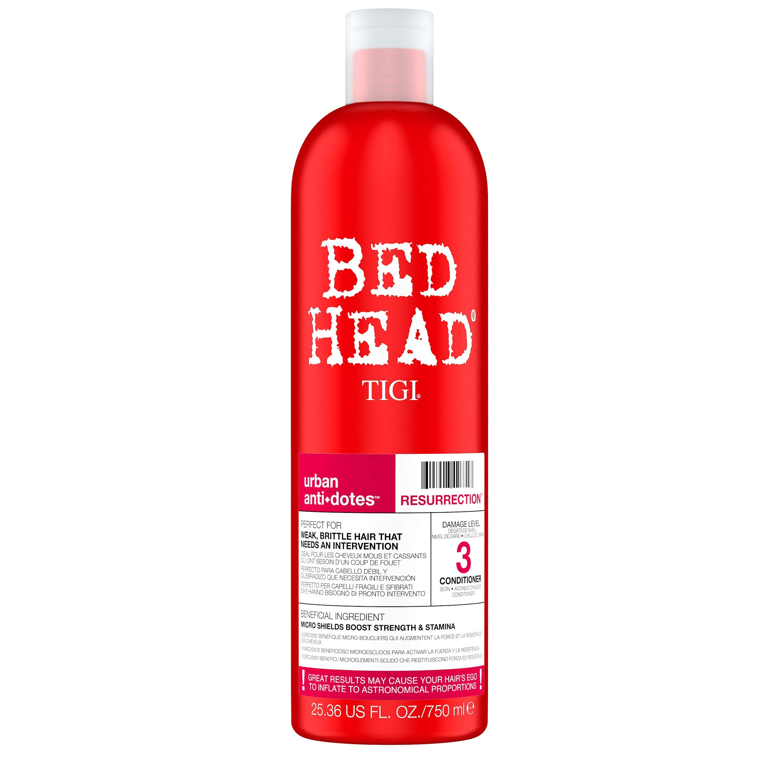 bed head damage level 3 review