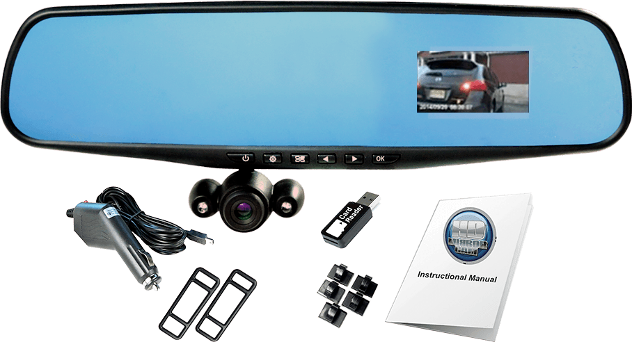 hd mirror cam as seen on tv reviews