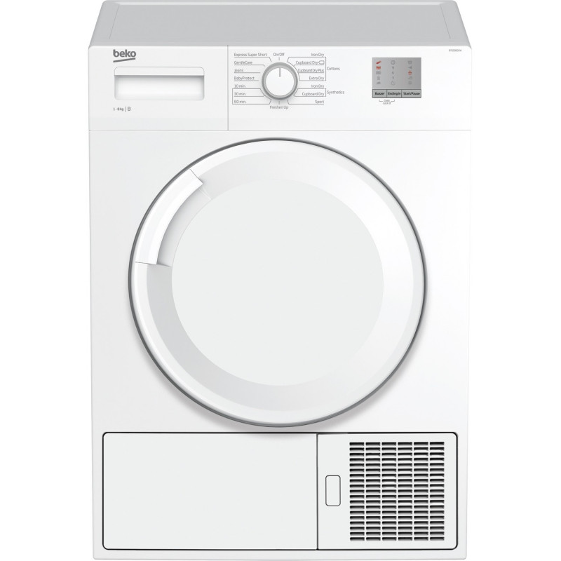 beko condenser tumble dryer reviews