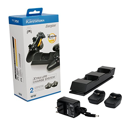 energizer ps4 charging station review