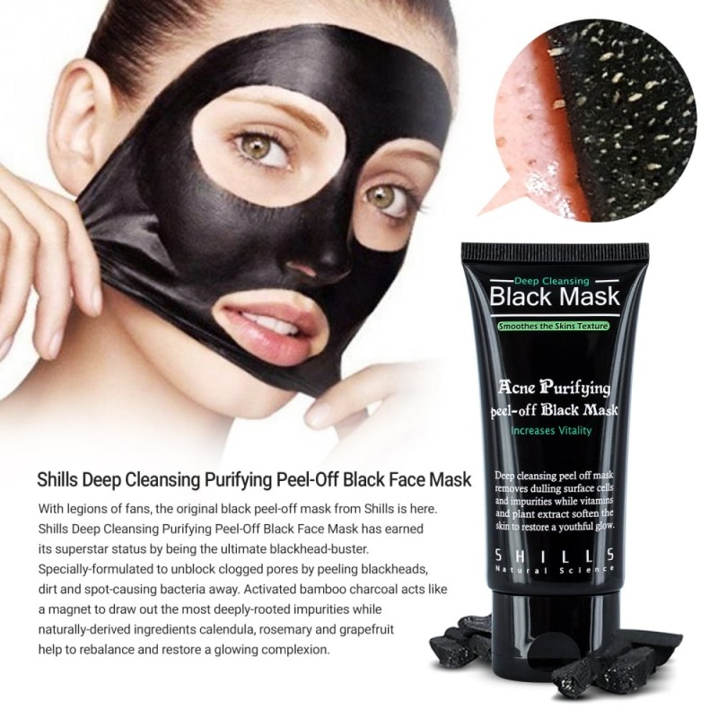 black pearl face mask review
