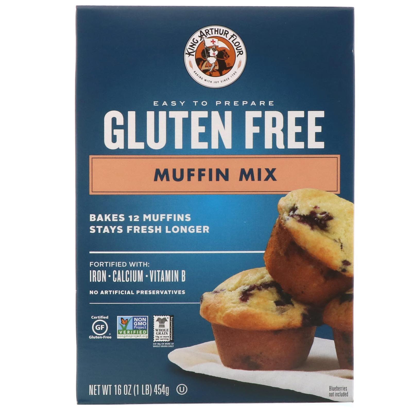gluten free muffin mix reviews