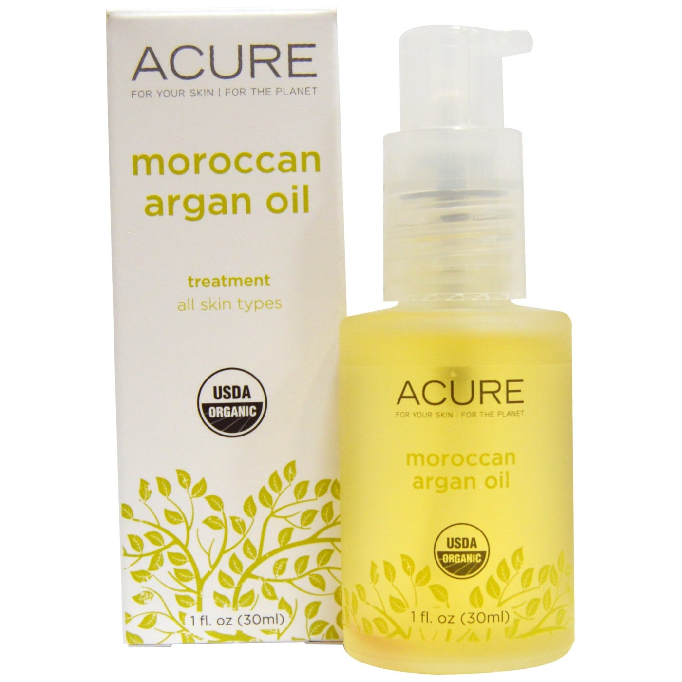 acure moroccan argan oil rose reviews
