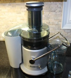 breville the juice fountain max review