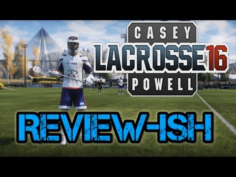 casey powell lacrosse 18 review