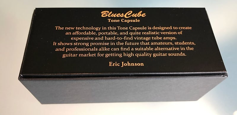 ultimate blues tone capsule review