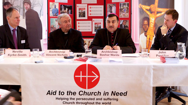 aid to the church in need review