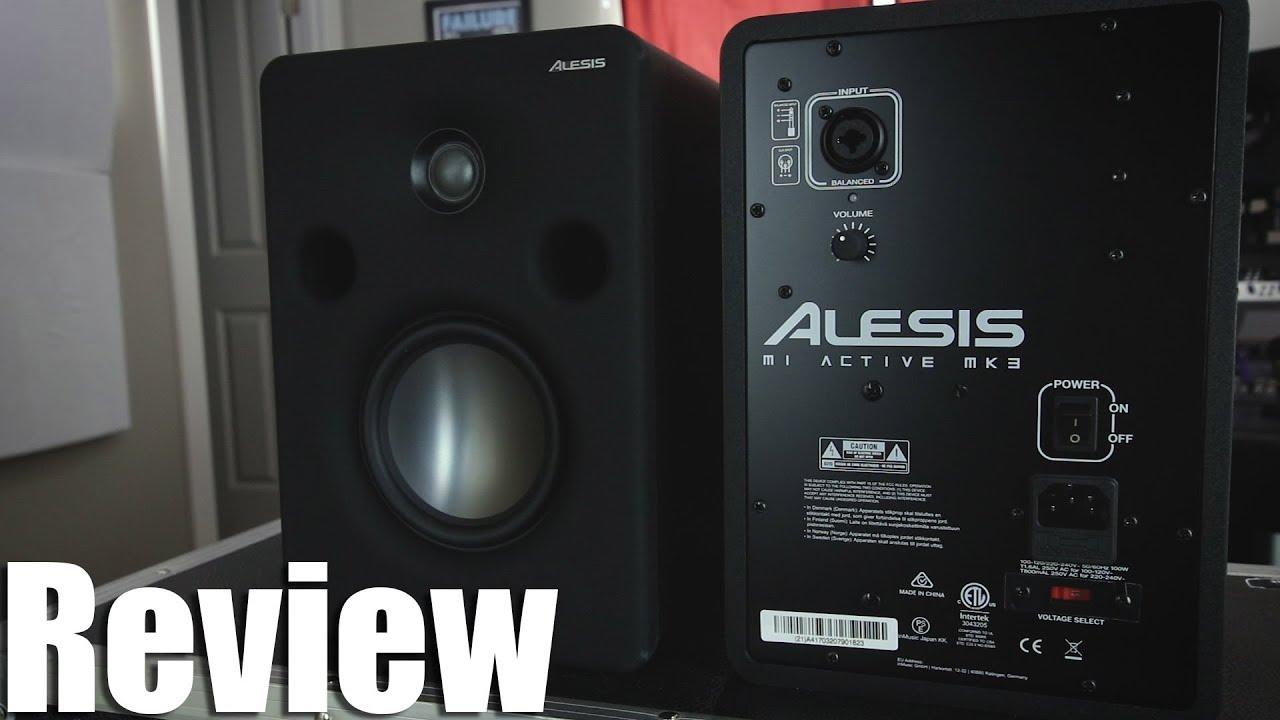alesis m1 active mk2 review