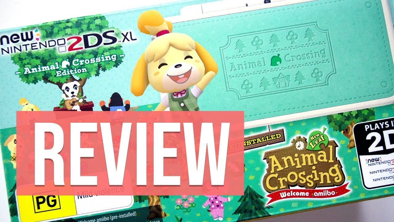 animal crossing a new leaf review