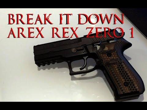 arex rex zero 1 review