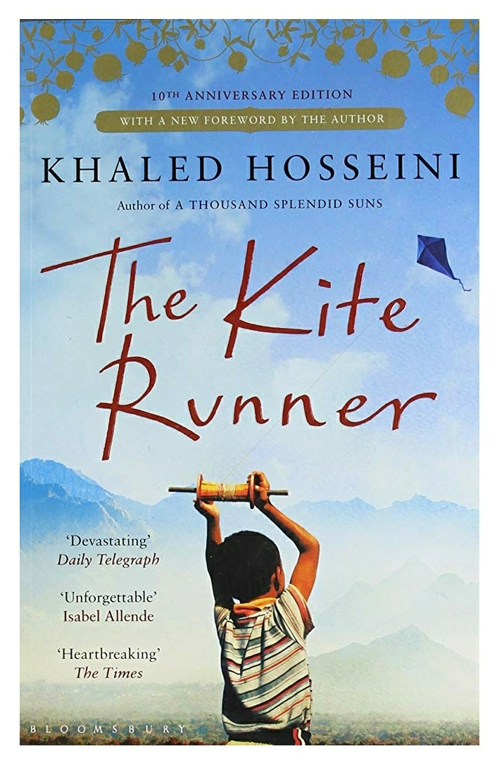 book review on the kite runner by khaled hosseini