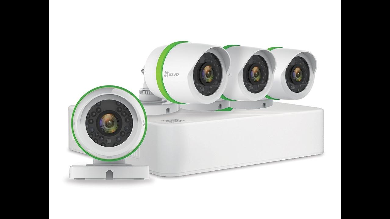 1080p security camera system reviews