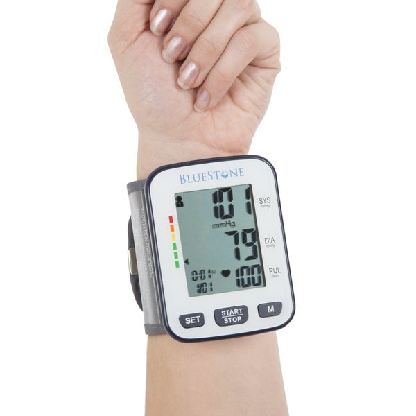 automatic wrist blood pressure monitor reviews