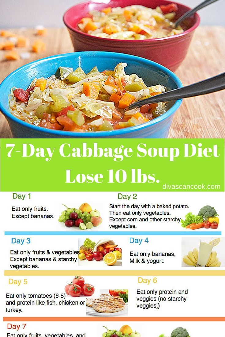 7 day fruit and vegetable diet review