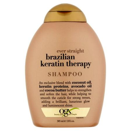 brazilian keratin therapy shampoo review