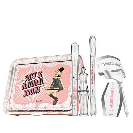 benefit soft and natural brow kit review