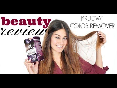 best hair colour remover reviews