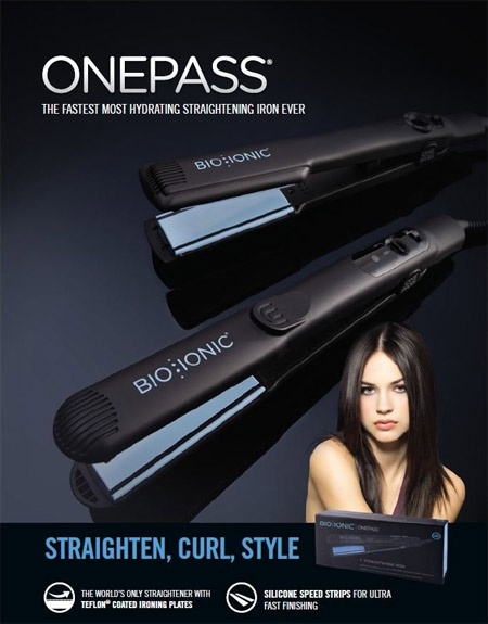 bio ionic japanese hair straightening reviews