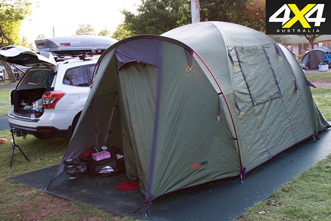 black wolf tuff dome tent review