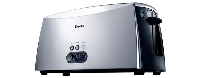 breville lift and look toaster review