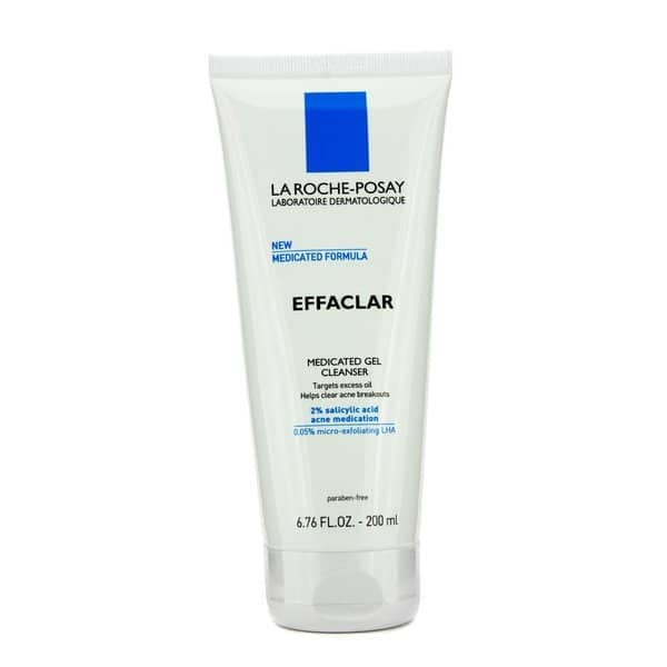 la roche posay effaclar medicated gel cleanser review